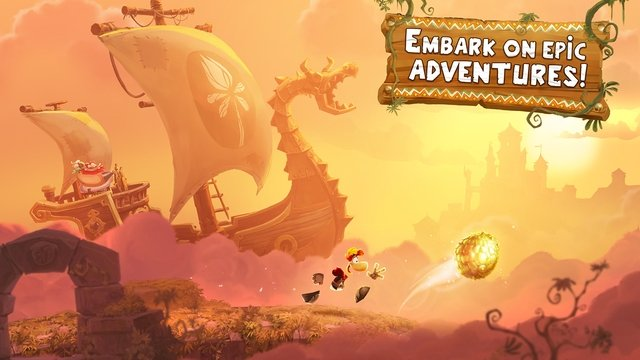 Rayman Adventures iPhone image 5