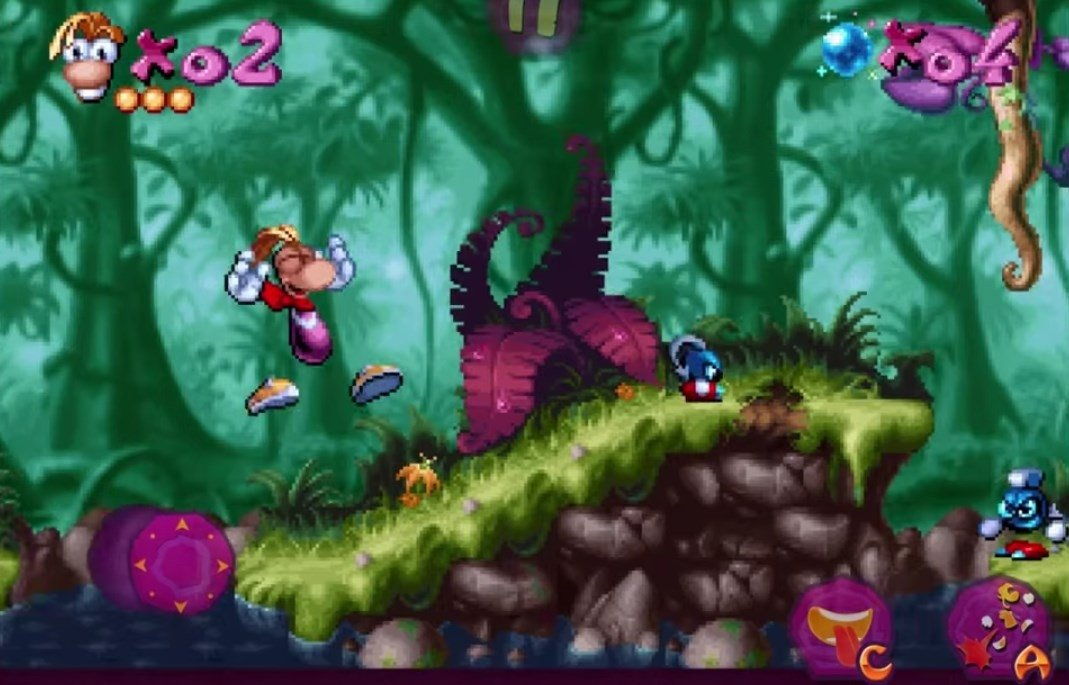 rayman apk android download