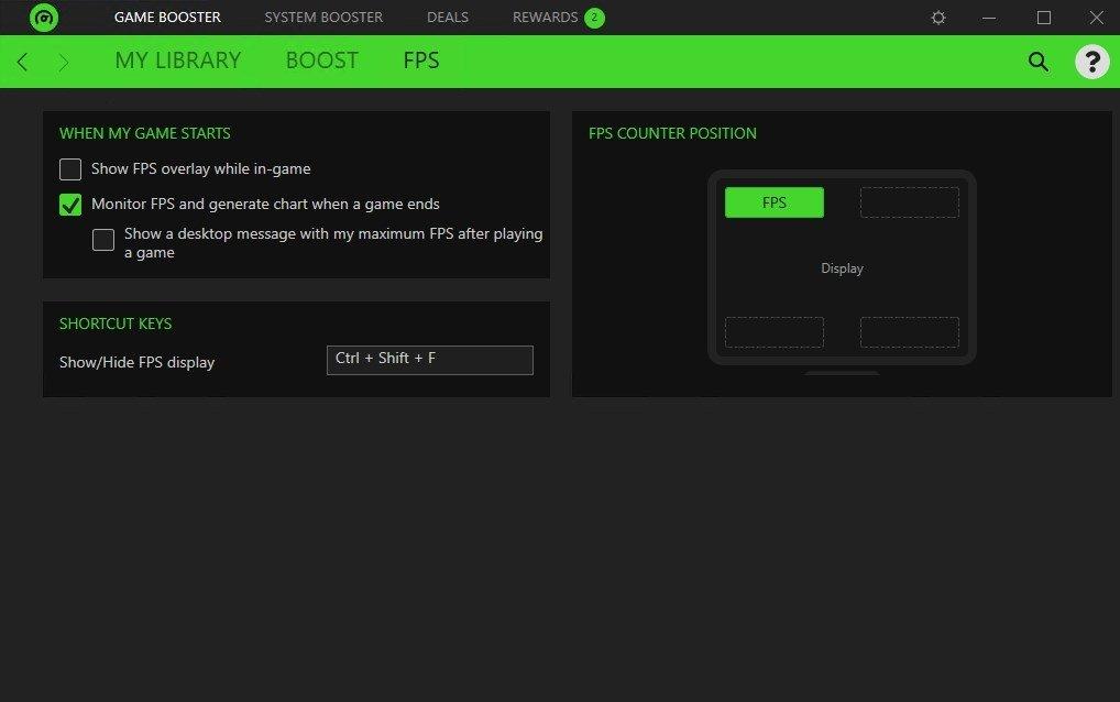 Razer Cortex 9 5 21 1028 - Download for PC Free