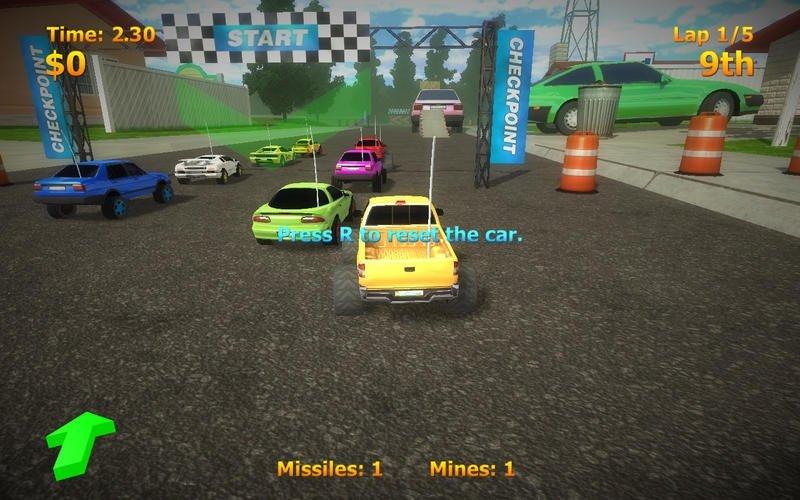 RC Mini Racers Mac image 5