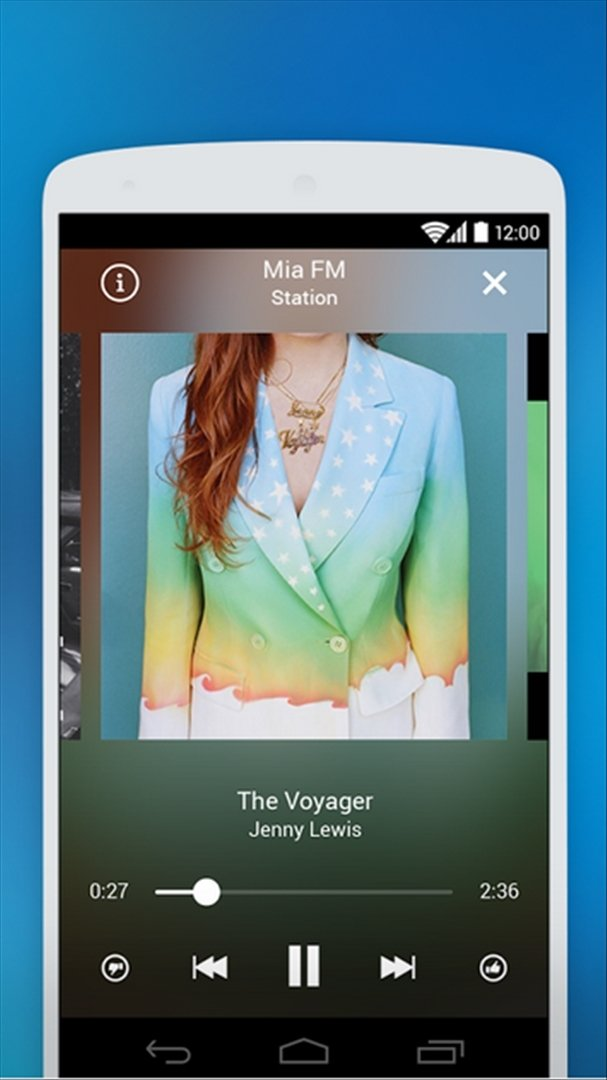 Rdio Android image 6