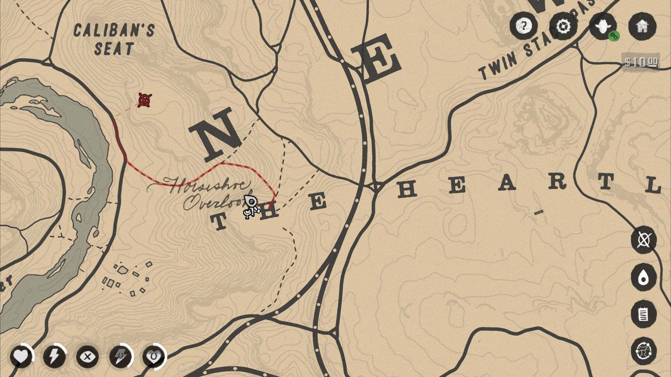 Red Dead Us Map.Red Dead Redemption 2 Companion 1 01 Download For Iphone Free
