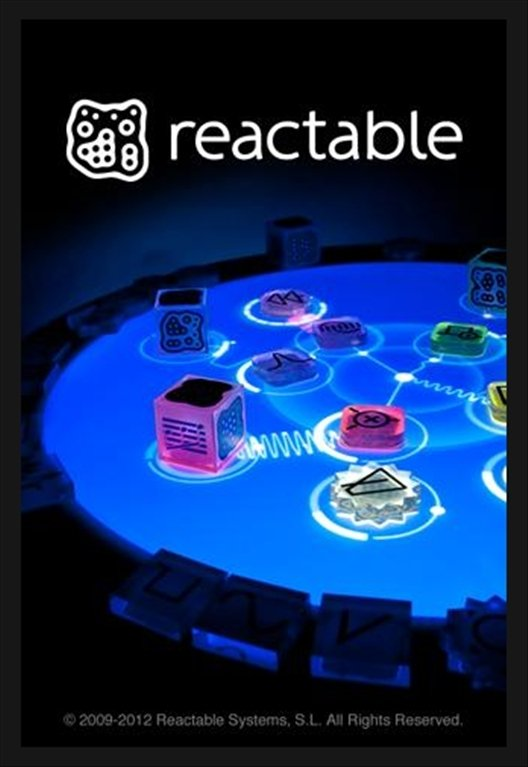 Reactable Android image 5
