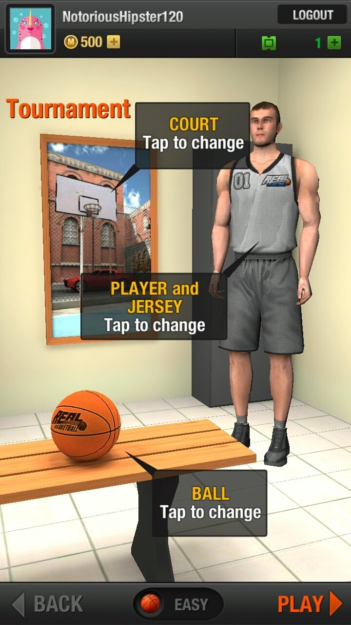 41fdac7fbad Real Basketball 2.7.0 - Download for Android APK Free