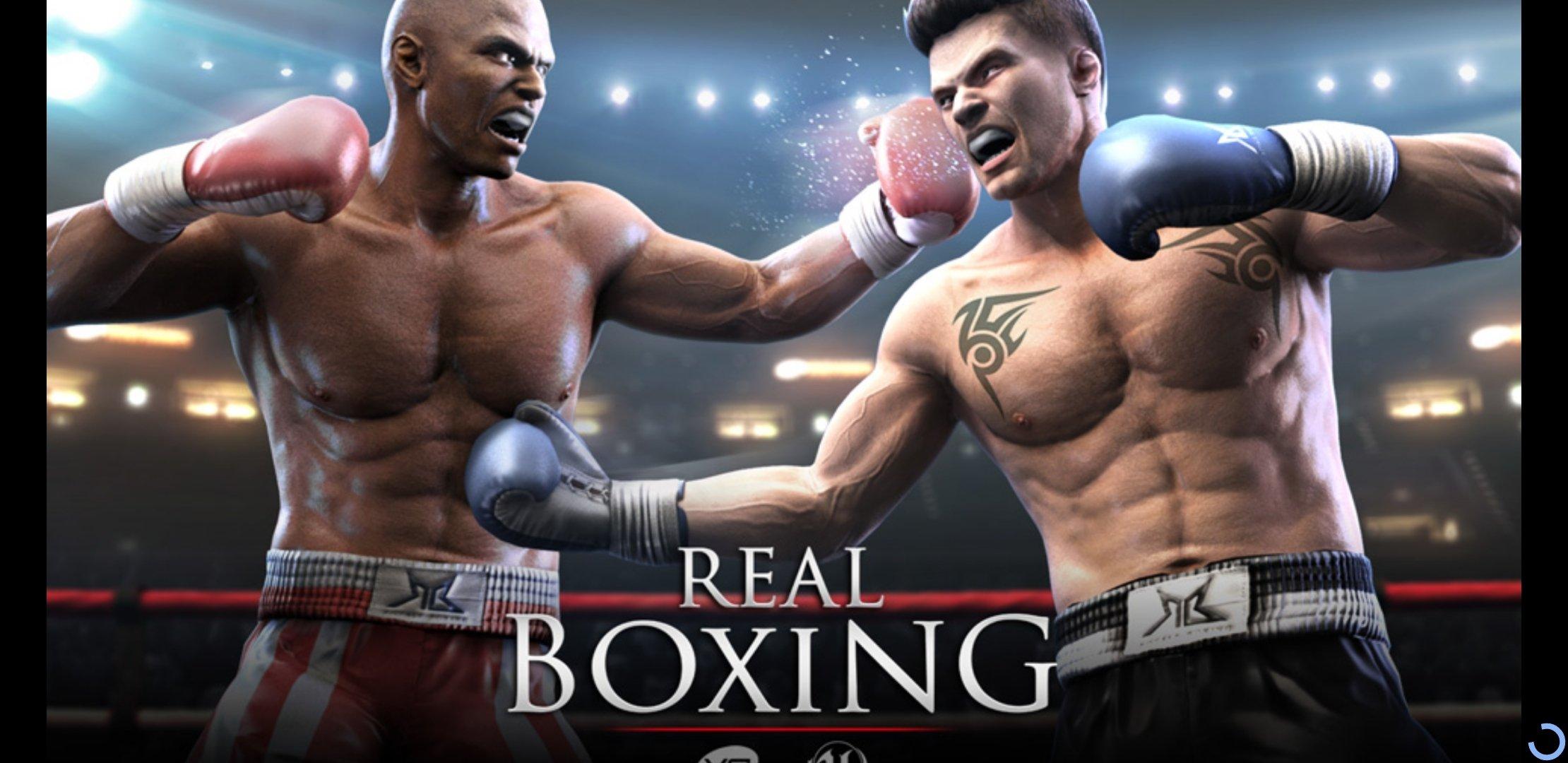 Dowload real boxing 2