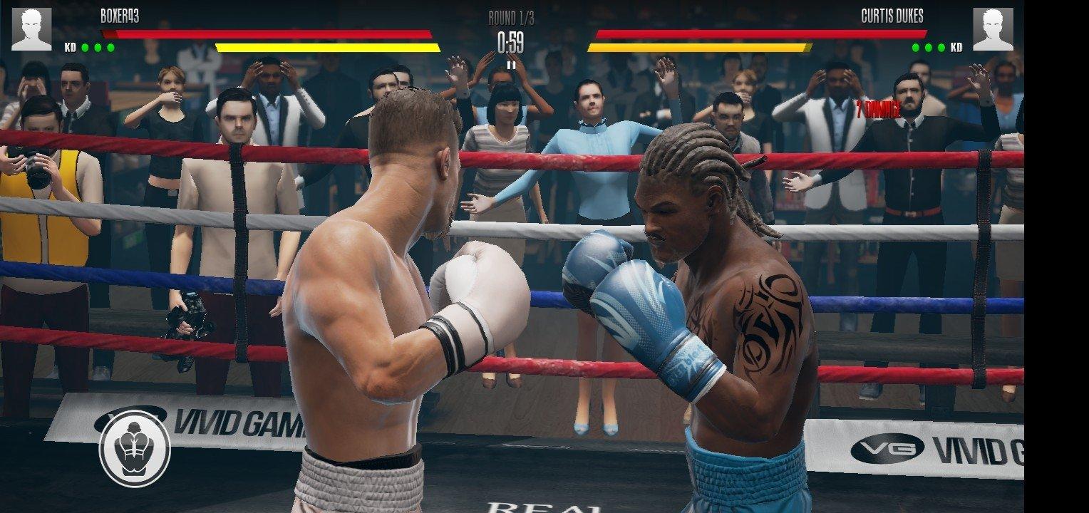 Real Boxing 2 ROCKY 1.9.24 - Baixar para Android APK Grátis