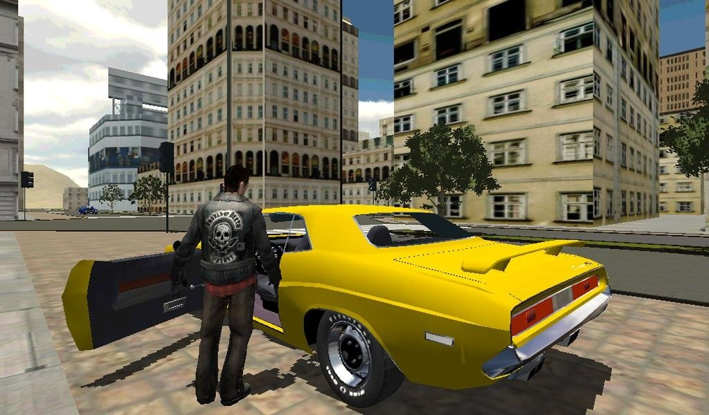 Real City Car Driver 3D Android image 3