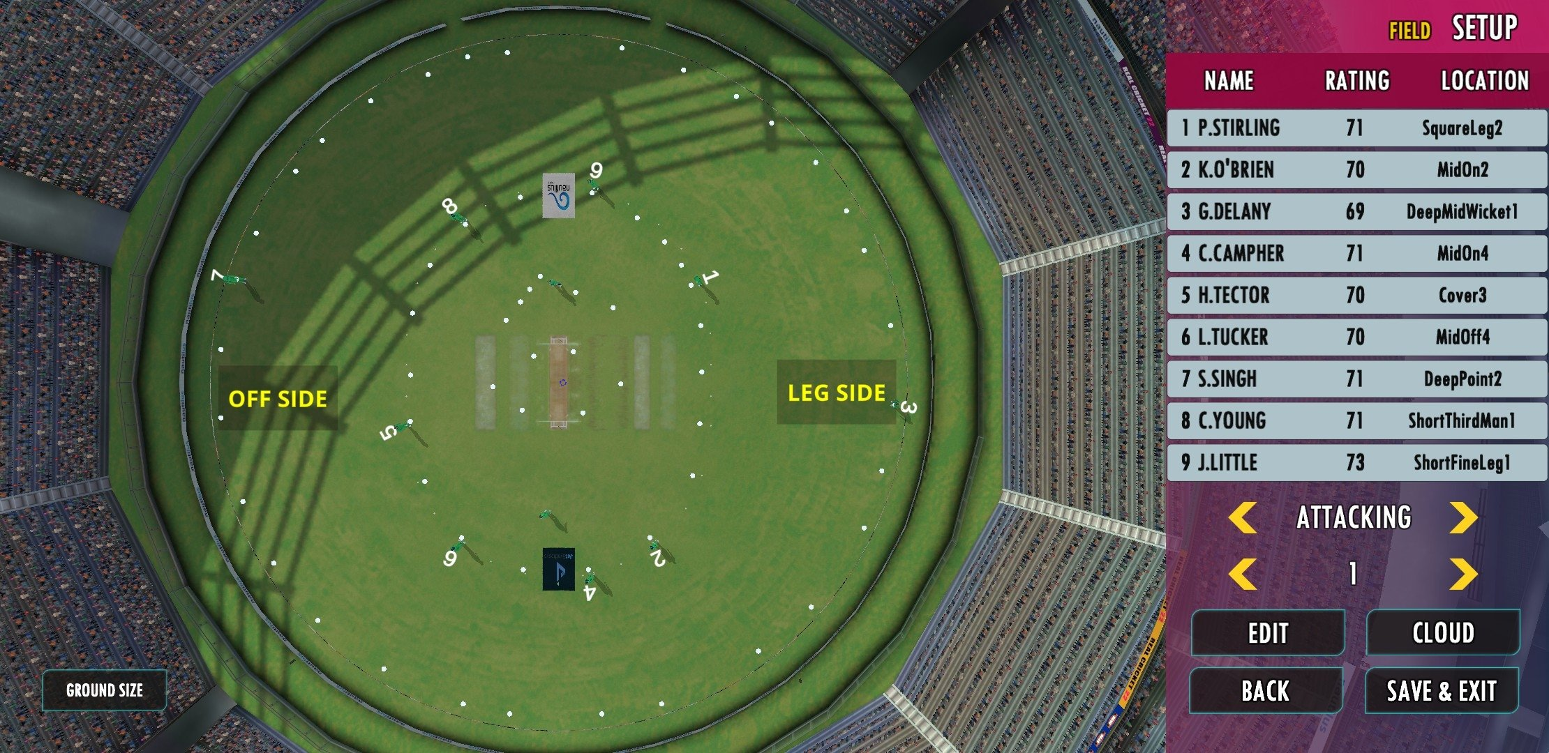 Real Cricket 19 2 3 - Download for Android APK Free