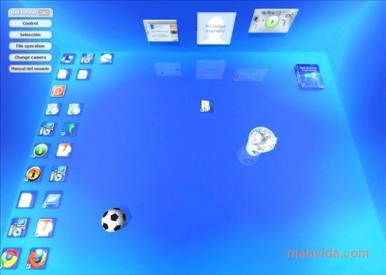Real Desktop image 4