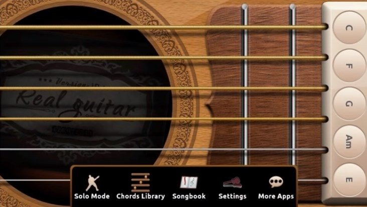 Real Guitar Free 3 25 0 - Download for Android APK Free