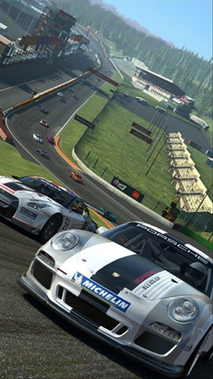 Real Racing iPhone image 5