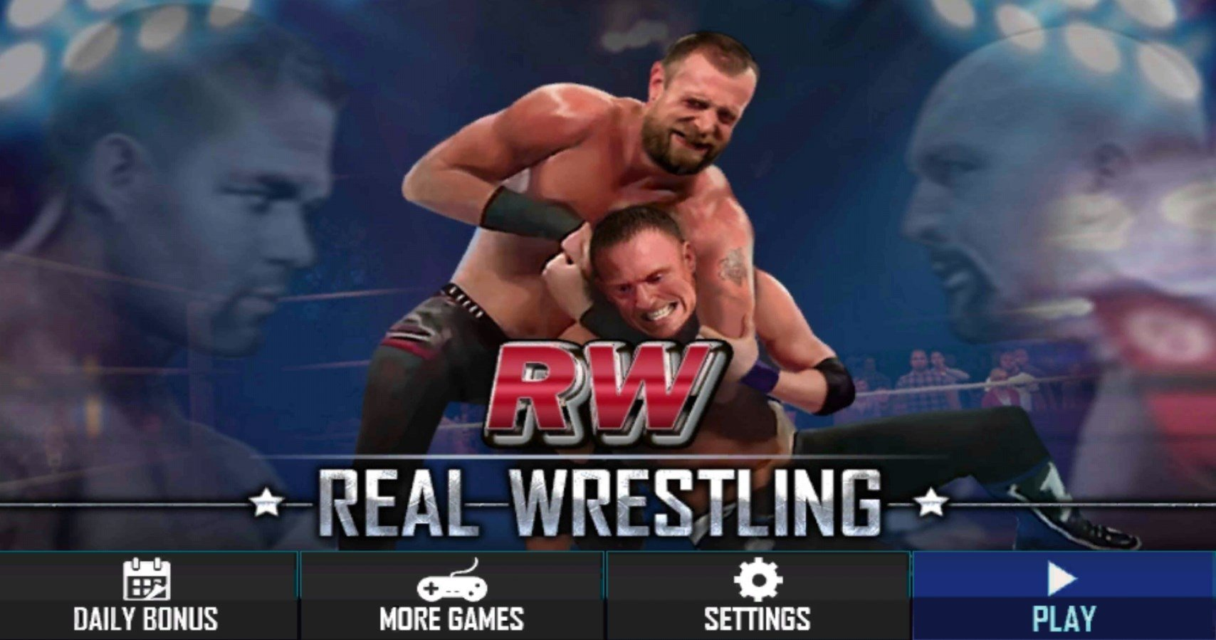 Real Wrestling 3D 1 10 - Download for Android APK Free