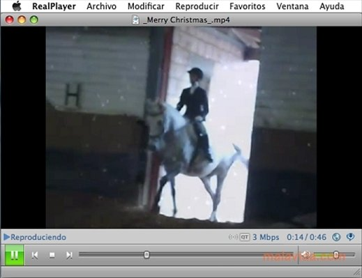Realplayer for mac os x