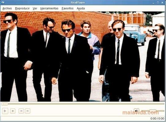 RealPlayer Linux image 3