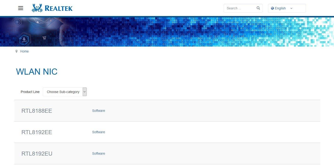 Realtek WLAN Drivers - Descargar para PC Gratis