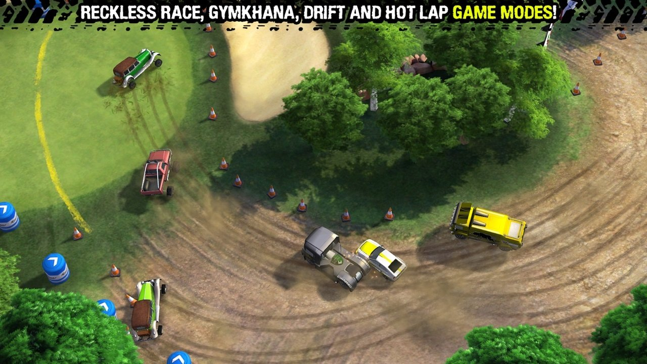 Reckless Racing 3 Android image 5