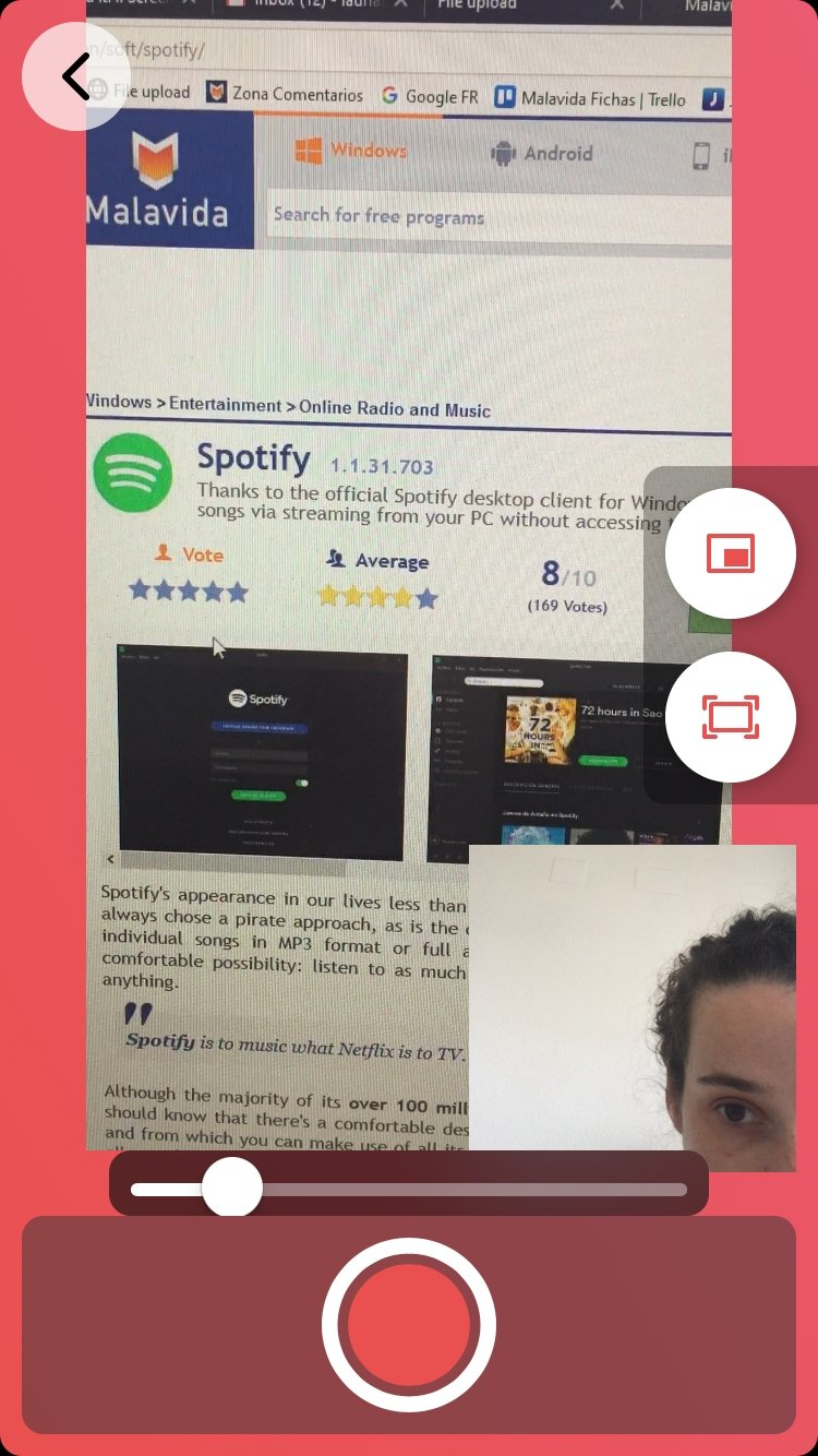 Record it! :: Screen Capture - Download for iPhone Free