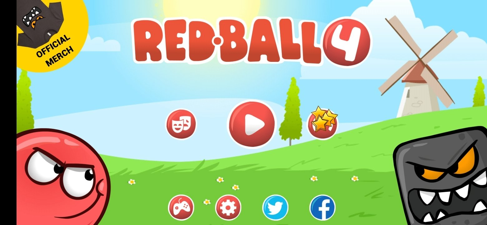 Newest Information For Red Ball 4 Apk