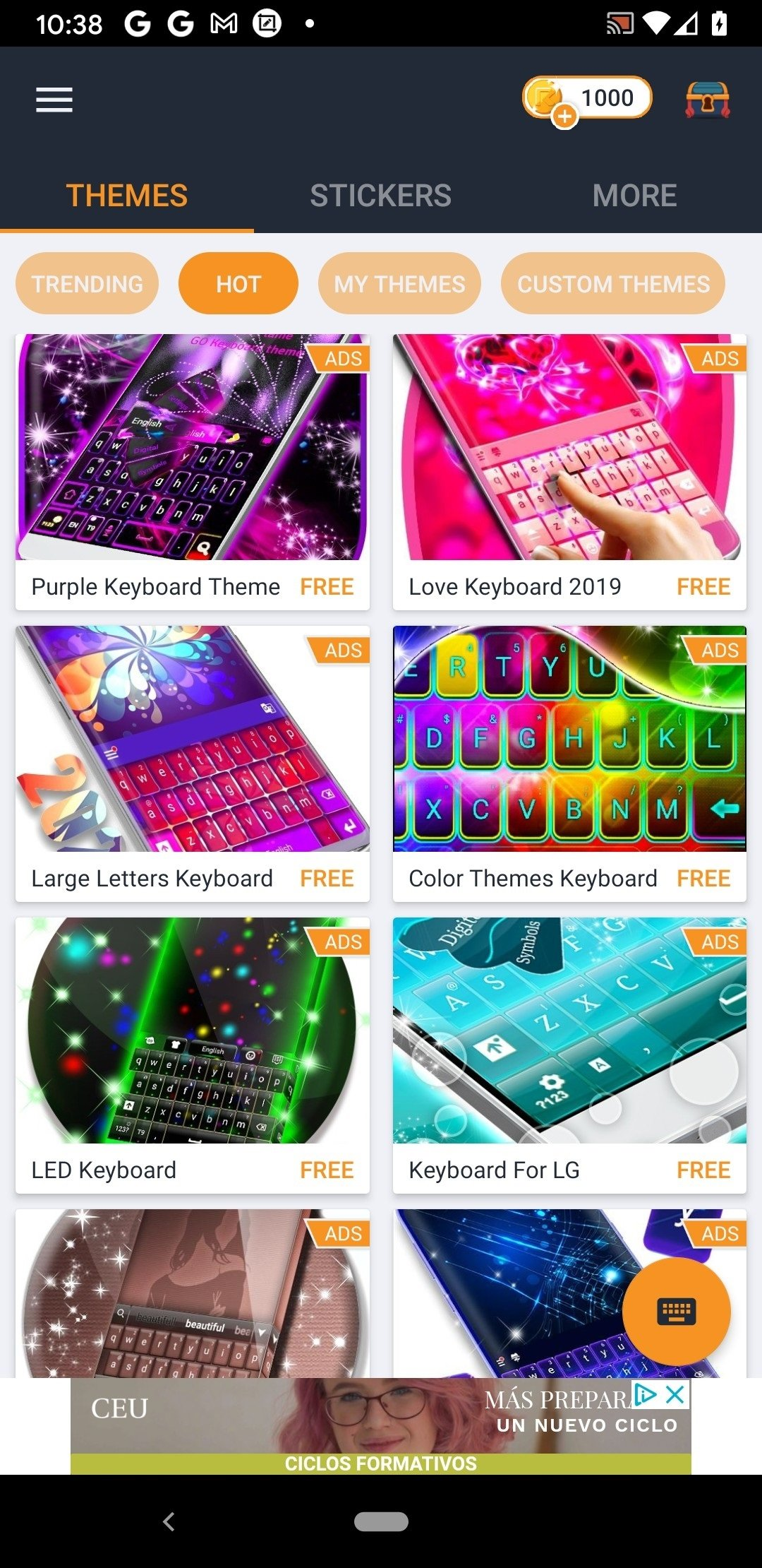 Redraw Keyboard Android image 8