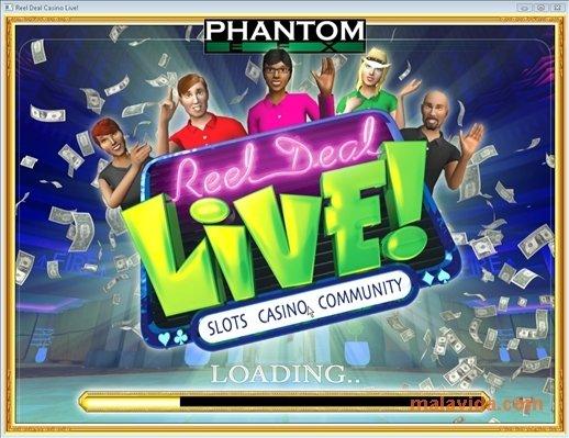 Reel Deal Live
