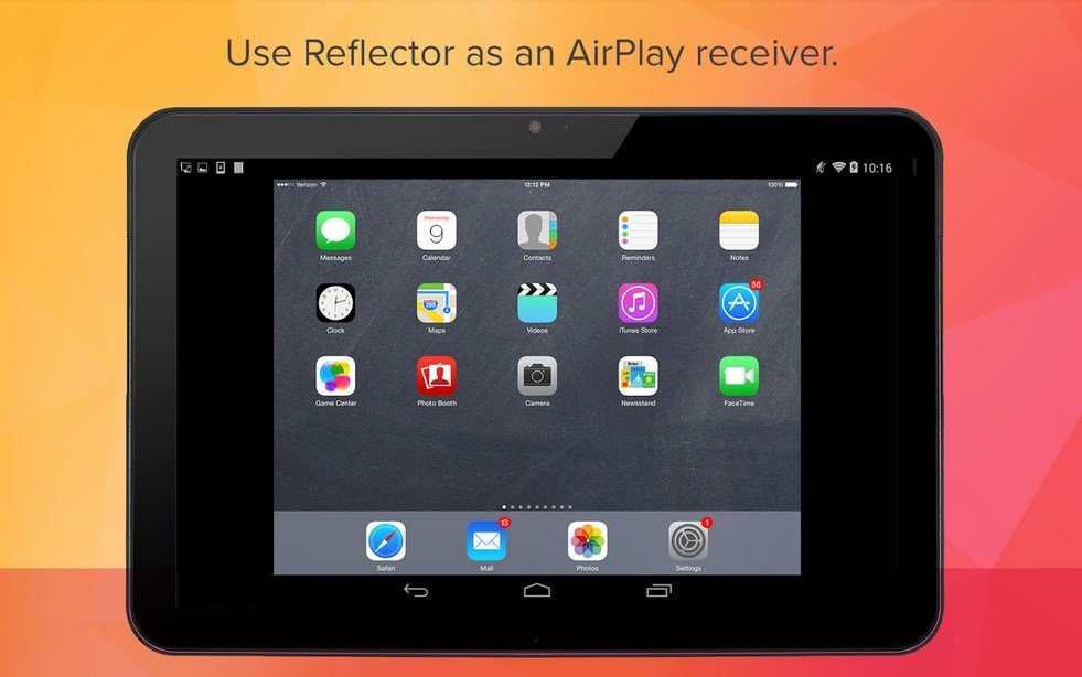 Reflector Android image 3
