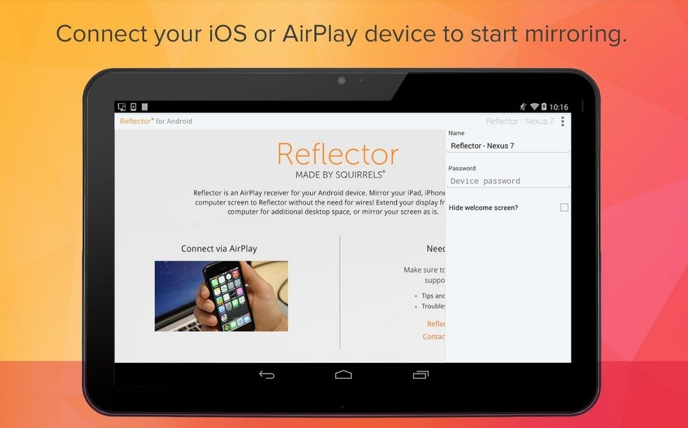 download reflector 2 free