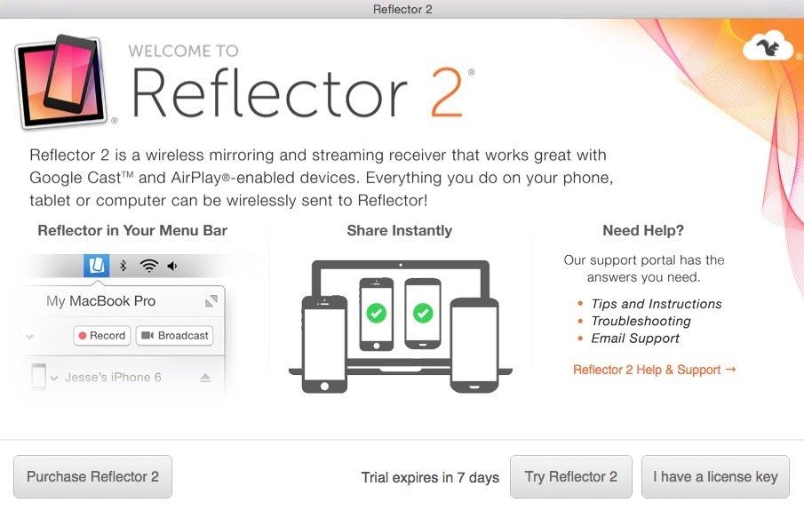 get reflector 2 license key