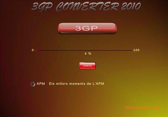 Reganam 3GP Converter