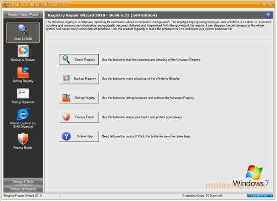 Registry Repair Wizard image 5
