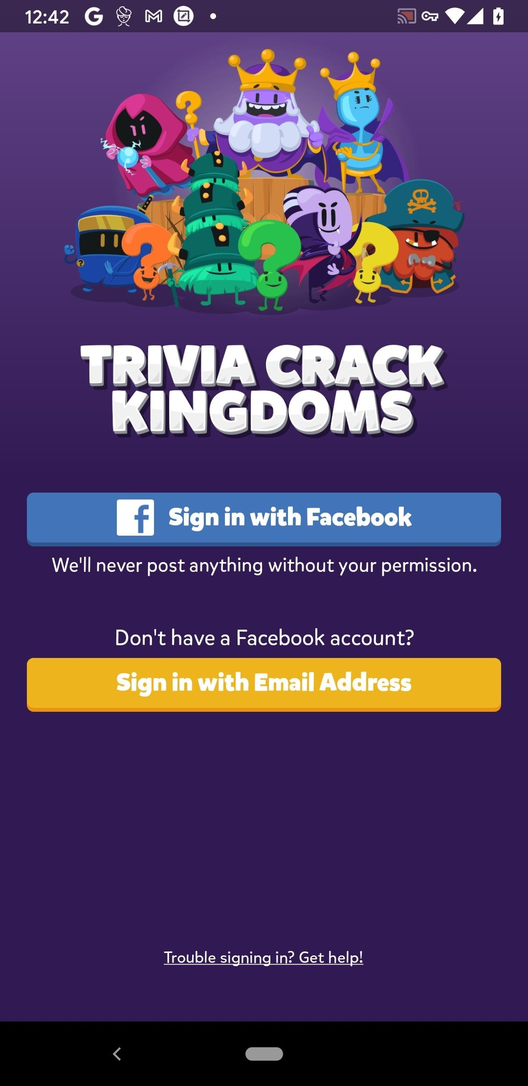 Trivia Crack Kingdoms Android image 8