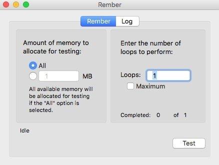Rember 0 3 7b - Download for Mac Free