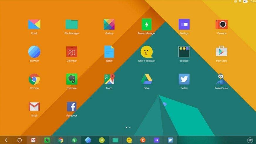 Remix OS image 2