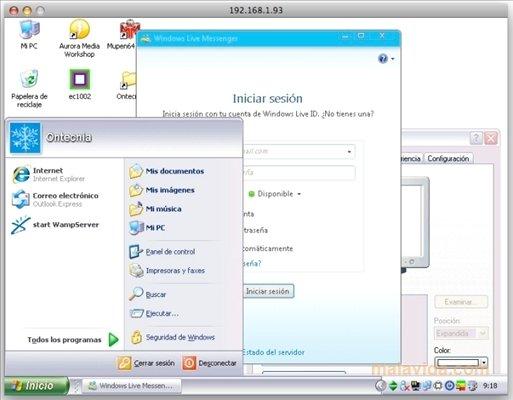 Remote Desktop Connection Mac image 4