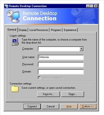 Remote Desktop Connection image 3