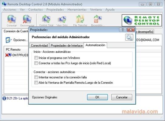 Download Averatec Remote Desktop Control last version