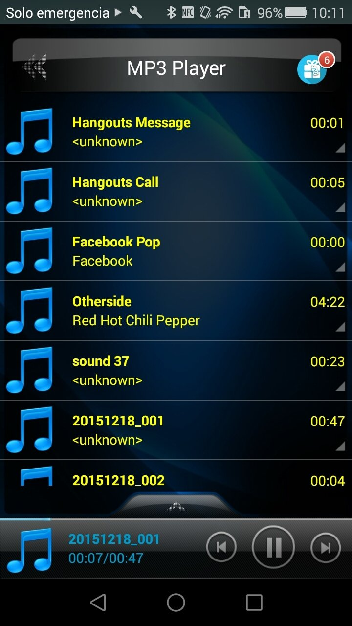 MP3 Player Android image 6