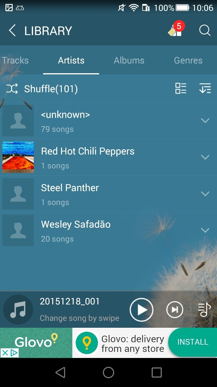 Music Player 3 2 5 - Download for Android APK Free