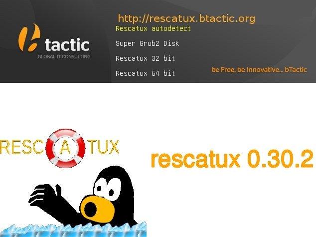 Rescatux Linux image 3