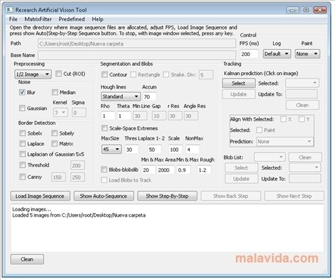 Research Artificial Vision Tool 0 3 - Download for PC Free