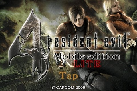 Resident Evil 4 iPhone image 5