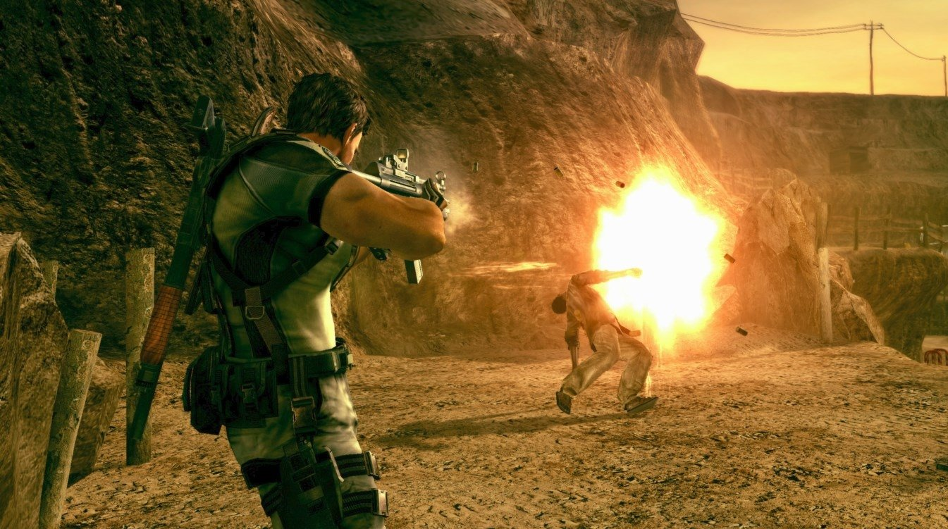 Resident Evil 5 Biohazard - Download for PC Free