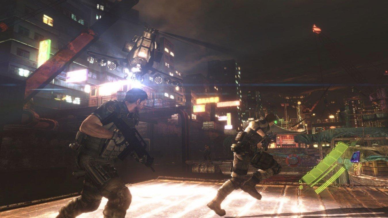 Resident Evil 6 Benchmark image 7
