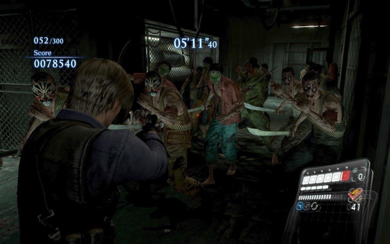 resident evil 6 biohazard