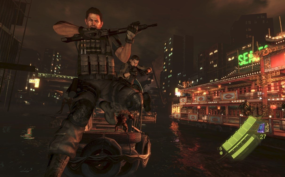 Resident Evil 6 Biohazard - Download for PC Free