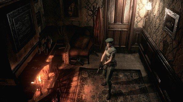 Resident Evil HD Remaster image 5