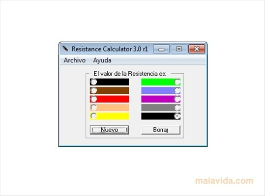 Resistance Calculator image 3