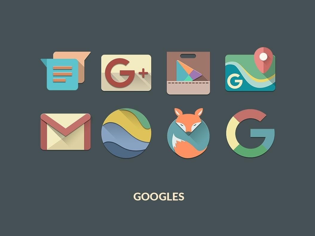 RETRORIKA ICON PACK Android image 4