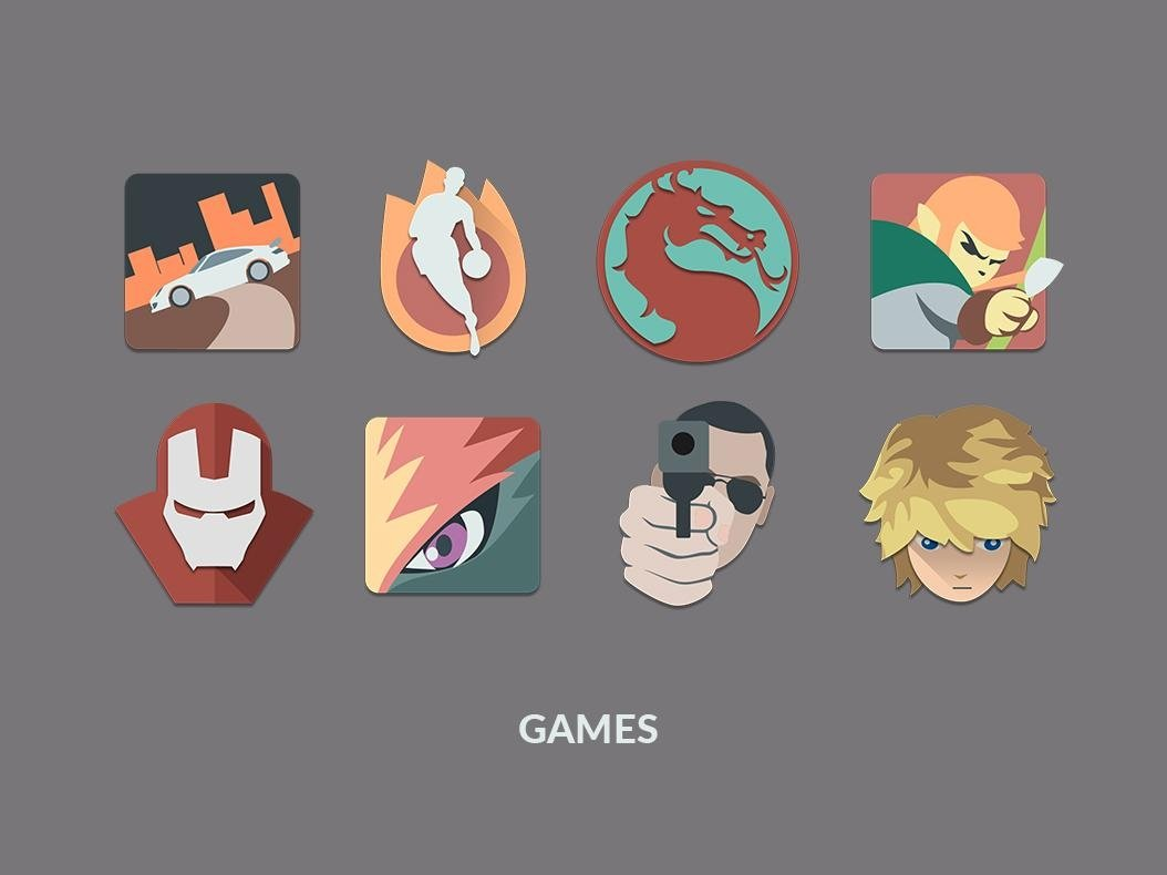 RETRORIKA ICON PACK 9 6 - Download for Android Free