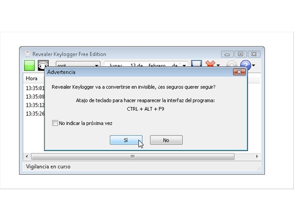 revealer keylogger free edition 1.4 gratuit
