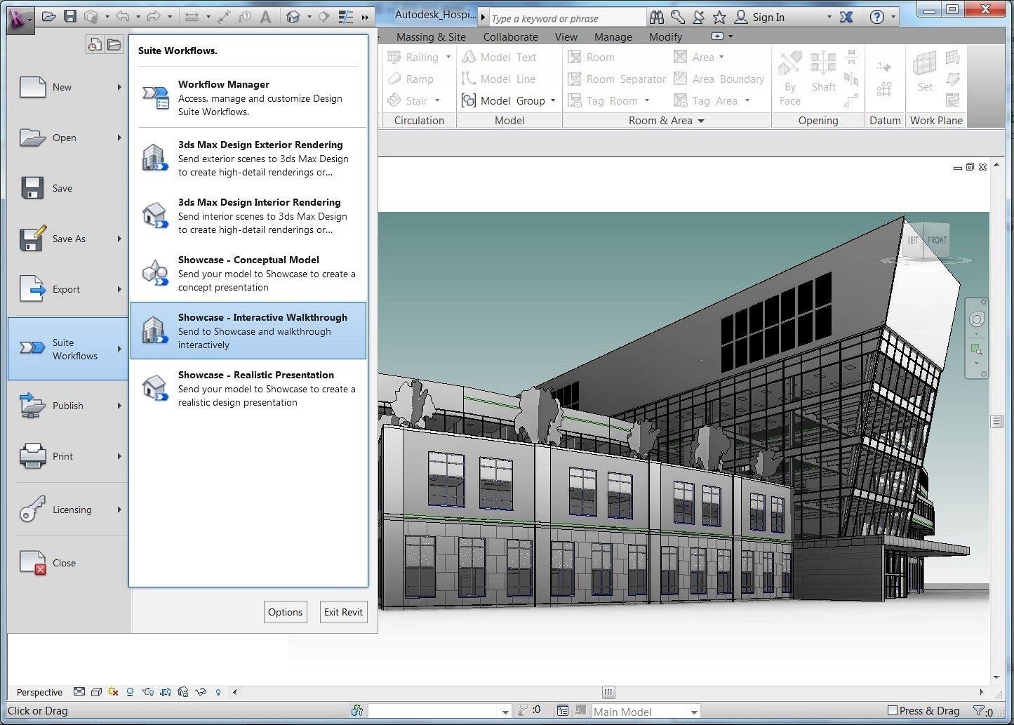 Revit Architecture 2019 - Download for PC Free